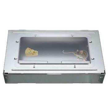 Household Automatic Continuous Mousetrap Reusable Large Mouse Trap Catcher High Effect Rat Catcher Rat Killer Mice Rodent Cage - DISCOUNT ITEM  24 OFF Home & Garden