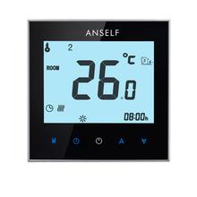 16A WiFi termostat inteligentny regulator temperatury do wody elektryczne ogrzewanie podłogowe woda kocioł gazowy współpracuje z Alexa Google Home tanie tanio NONE CN (pochodzenie) Temperature Controller