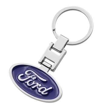 цена на 1pcs metal car keychain key ring car badge key chain For Ford mk2 mk3 mk4 mk5 mk7 fiesta FOCUS 2 3 4 5 Car accessories