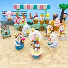 Креативная сцена маленькие украшения для дома декор мороженого