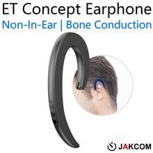 JAKCOM ET Non-In-Ear Concept Earphone Hot sale in Earphones Headphones as ecouteur rock zircon wired headphones