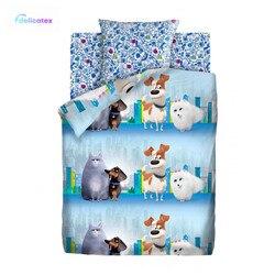Bettwäsche Sets Delicatex 16175-1 + 16174-2 V gorode Home Textil bettwäsche leinen Kissen Deckt Duvet abdeckung baby stoßstangen Baumwolle