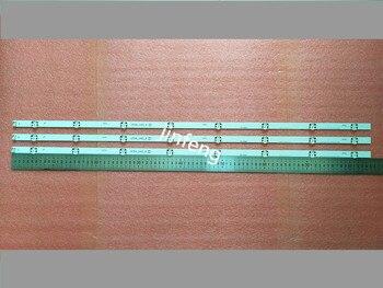 Nova 30 pçs/lote 8LED 850 milímetros tira conduzida luz de fundo para LG 43UH6030 43UF640 HC430DGN-SLNX1 UF64_UHD_A 43LH6