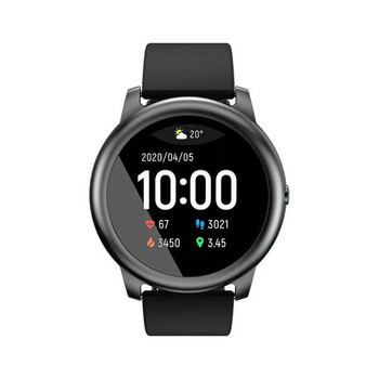 Xiaomi Haylou LS05, Smart Watch Global Version Sport Metal Heart Rate Sleep Monitor IP68 Waterproof iOS Android Global Version haylou ls01 smart watch global version fashion comfortable women men sleep management smartwatch