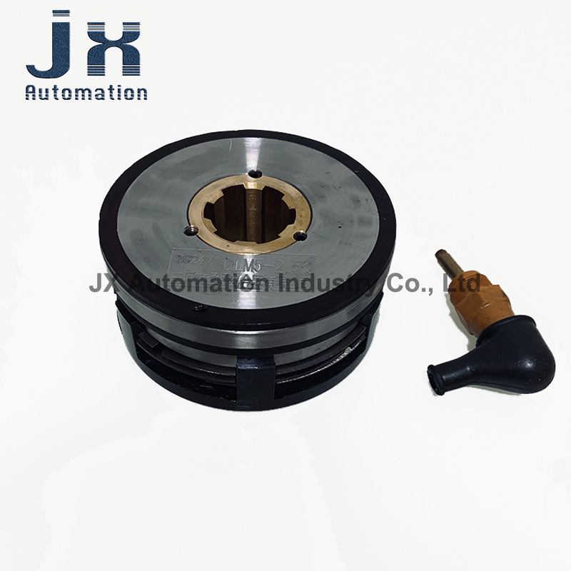 Kunming X8132 Milling Machine Accessories Outer Diameter 96MM Inner Hole 30*26*8mm Electromagnetic Clutch DLM5-2.5K
