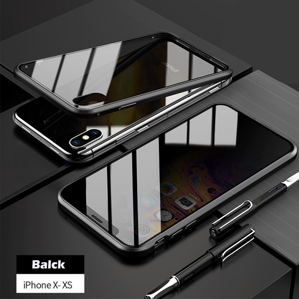 for iPhoneX XS black