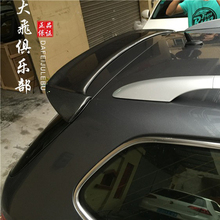 Auto Accessories Fit For Volkswagen VW Golf 6 MK6 Wagon Spoiler 2010-2013 High Quality Carbon Fiber Roof spoiler