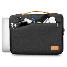 Laptop Bag Notebook Carrying Case Waterproof Protective Business Bag  with Handle Briefcase Laptop Sleeve  for MacBook Pro Air цена