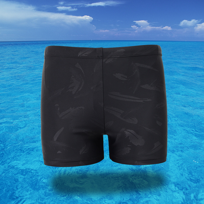 Banfi New Style Anti-Spillage AussieBum/MEN'S Swimming Trunks Boxer Hot Springs Swimming Trunks Men's Swimming Suit