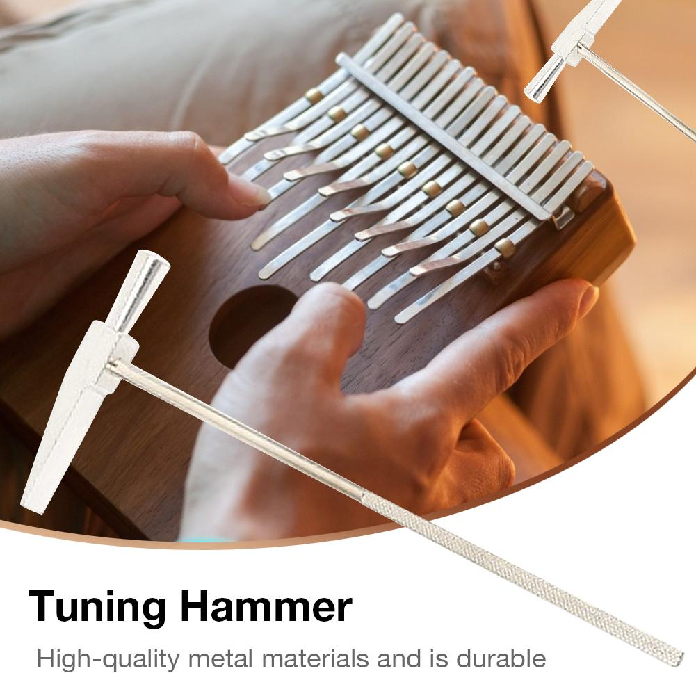 Kalimba Tuning Hammer Thumb Piano Tuning Hammer Music Instruments Accessory For Finger Piano