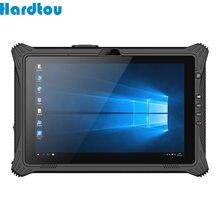 Hardtou 10 Inch Windows 10 pro Rugged Tablet PC 8GB 128GB CPU I5 8250U fingerprint Industrial Tablet LK10