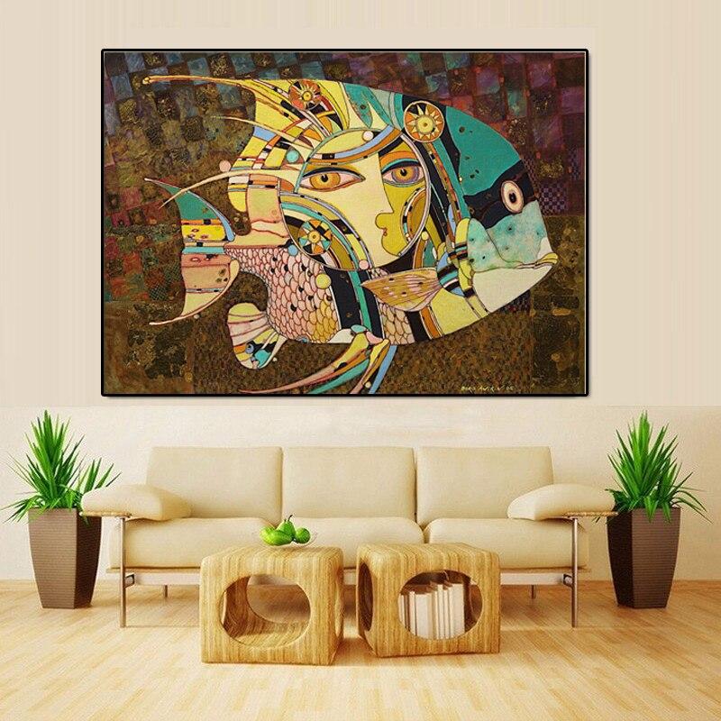 abstract fish5