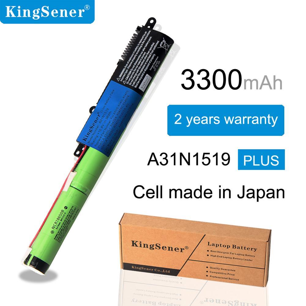 KingSener Battery A31N1519 For ASUS F540SC X540LJ F540 X540S R540L R540S  R540SA X540SA R540LA X540SC R540LJ 3CELLS 10.8V 36WH