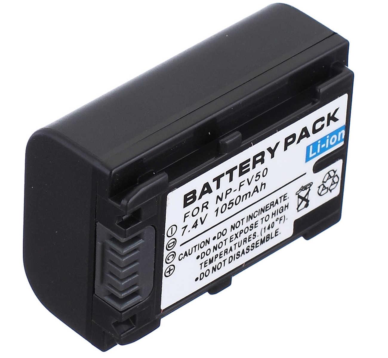 DCR-SX20 Battery Pack for Sony DCR-SX15 DCR-SX21 DCR-SX22 Handycam Camcorder