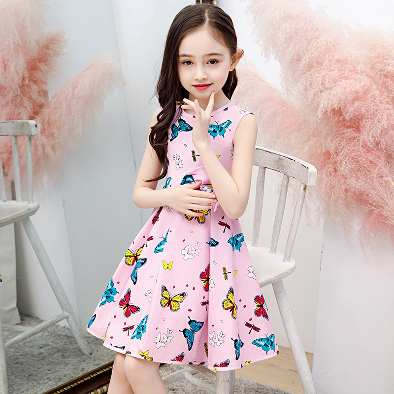 Kids <font><b>Girl</b></font> Ball Gown <font><b>Dress</b></font> NEW White Toddler <font><b>Girl</b></font> Summer Lace <font><b>Dress</b></font> <font><b>6</b></font> <font><b>7</b></font> 8 <font><b>Year</b></font> Princess <font><b>Birthday</b></font> Party <font><b>Dress</b></font> Children Clothing image