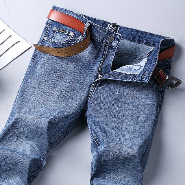 Men Classic Jeans Denim  5
