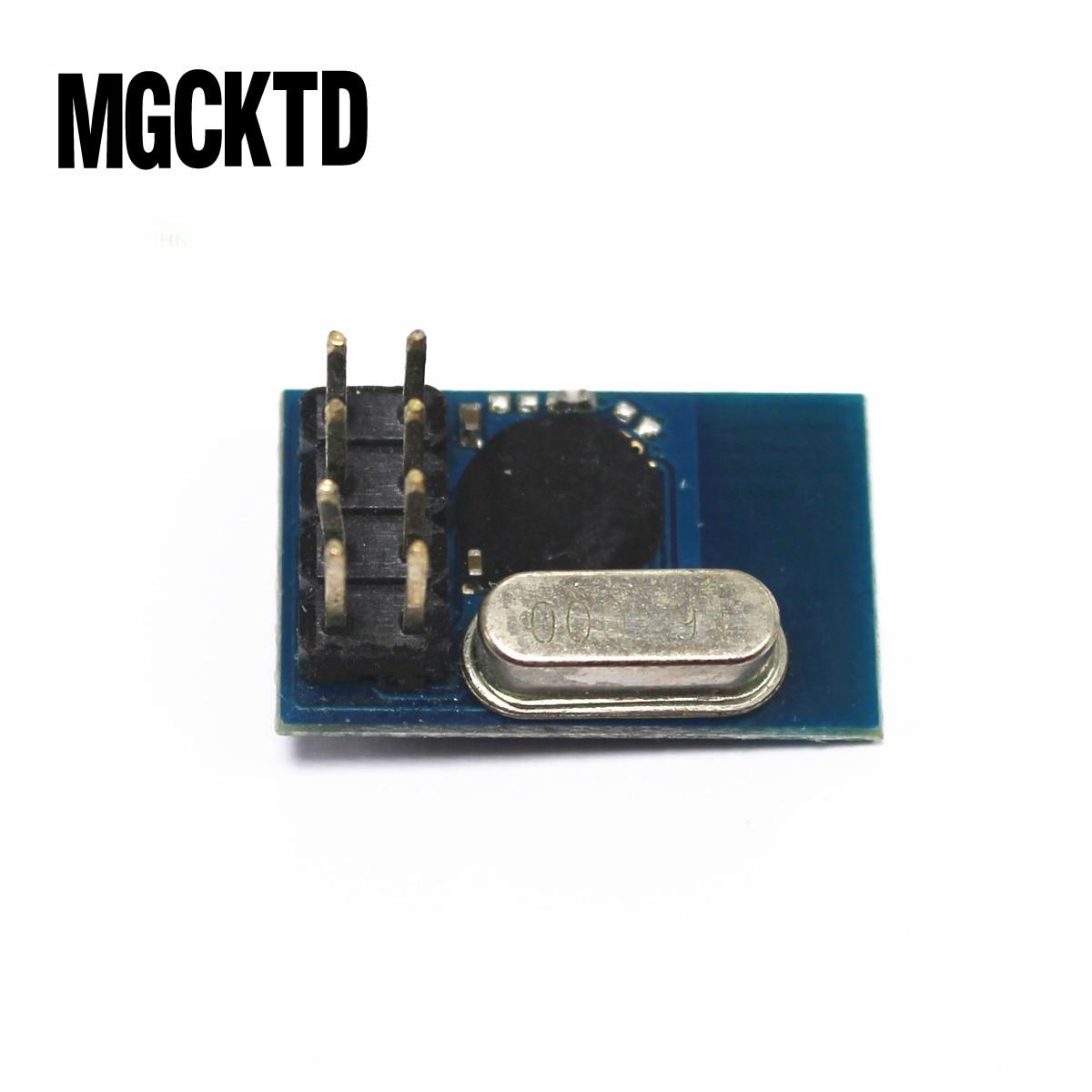 10 шт./лот аналогичный NRF24L01 + 2,4G беспроводной модуль DIP интервал 2,54
