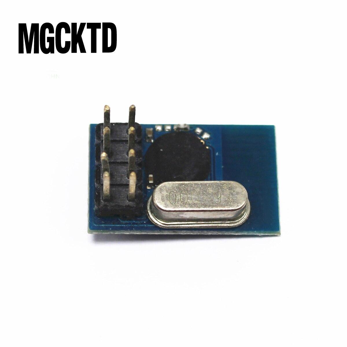 10 шт./лот аналогичный NRF24L01 + 2,4G беспроводной модуль DIP шаг 2,54