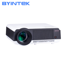BYINTEK BL105 Home Theater Video HDMI LCD LED Projector fUll hD beamer proyector projetor byintek rd804 dvbt2 atv 1280x800 digital cl720 wxga 1080p video lcd portable home theater hdmi hdtv usb video led hd projector