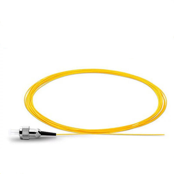 1m FC UPC Fiber Optic Pigtail Simplex 0.9mm PVC Jacket Ftth Pigtail in Fiber Optic Equipment FC/UPC Pigtail fc upc variable fiber optic voa in line attenuator sm 0 60db