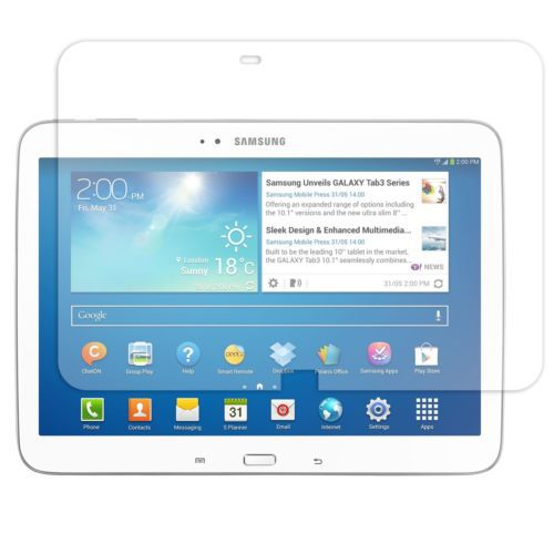 Tempered Glass Screen Protector Film For Samsung Galaxy Tab 3 Tab3 10.1 P5200 P5210 P5220 10.1