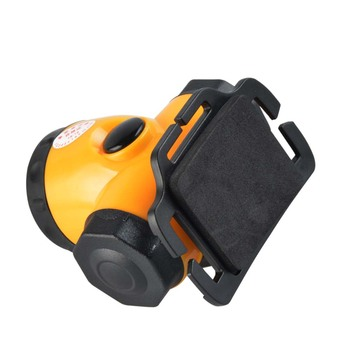 WSL-698 high power chip strong and apotlight Waterproof and explosion-proof  headlamp