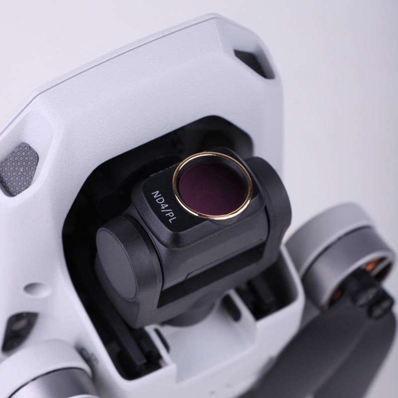 UV CPL ND8-PL ND16-PL Light Weight Lens Filter For DJI Mavic Mini Camera Drone Accessory Polarizing Neutral Density Filter