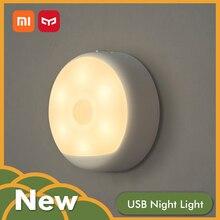 Xiaomi Mijia Yeelight LED Night Light Mini Infrared Magnetic with hooks Body Motion Sensor Smart Remote Control Globle Version