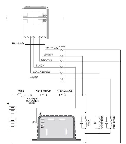 Curtis 1204 Controller Wiring Diagram from ae01.alicdn.com