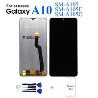 Original For Samsung A10 A105 SM A105F A105G Display lcd Screen replacement for Samsung A10 SM A105G display lcd screen module