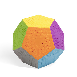 New Shengshou 11x11 Megaminxeds SengSo Dodecahedron Stickerless Cubo Magico Puzzle 11x11 megaminxes Toys Gift for collection