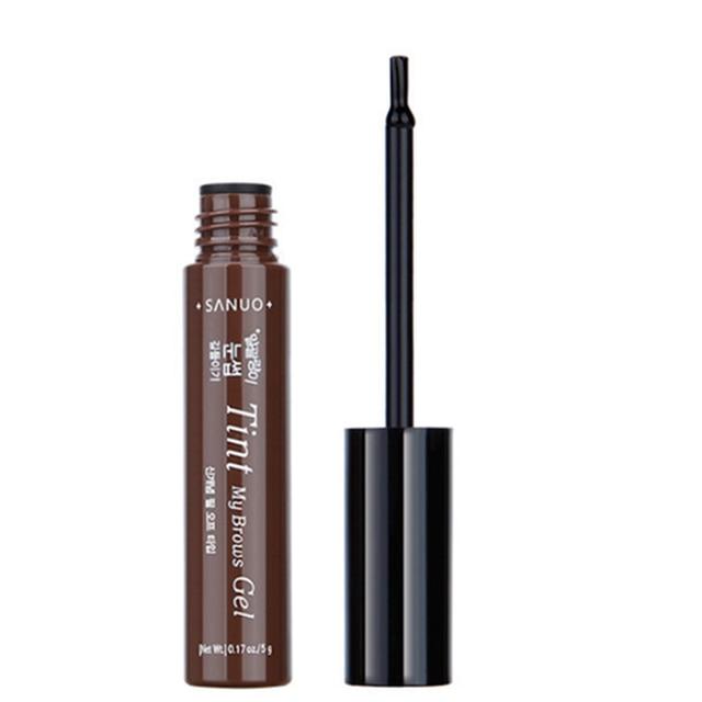 Peel off Eyebrow Enhancer - Dye Cream Eyebrow Tint and Tattoo Gel 3