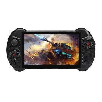 Powkiddy X15 сенсорный экран портативная игровая приставка с джойстиком онлайн игровая консоль 32G Поддержка Android 7,0 wifi для PSP PS1 игра