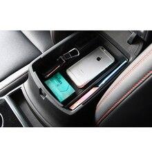 Lsrtw2017 Abs Car Armrest Storage Box for Kia Kx5 2019 Interior Mouldings Accessories