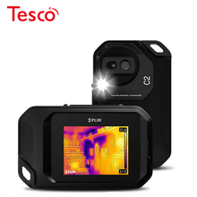 NEW Flir C3 Compact Professional Thermal Imaging Camera with Wi-Fi freeshipping flir c2 c3 wi fi all new original infrared thermal imager ir camera heat sensor flir c2 c3