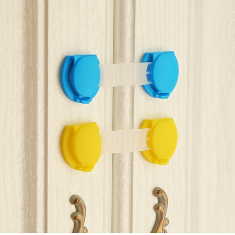 Baby Safety Locks Cupboard Cabinet Door Drawer Fridge Kids Child Pet Safety Lock