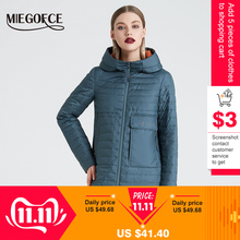 Jacket and MIEGOFCE Cotton