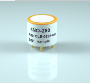 Honeywell 4NO-250 CLE-0522-400 Nitric Oxide Electrochemical Gas Sensor