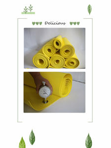 Handmade Craft-Sheets Eva-Foam Cosplay-Material 50cm--2m/Lot Easy-To-Cut Yellow-Color