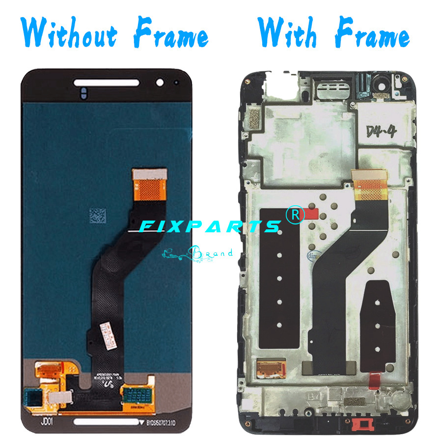 Google NEXUS 6P LCD Display Touch Screen Digitizer Assembly With Frame