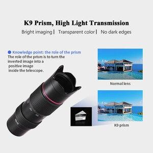 Image 2 - ORDRO TX 13 12X Ultra HD Monocular teleobjetivo lente Zoom teleobjetivo para ORDRO HDR AZ50, HDR AC3, HDV D395, HDV Z20 cámara DV