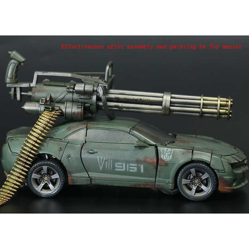 1/6 skala 12 zoll Action-figuren M134 Gatling Minigun Terminator T800 Schwere Maschine Guns + Kugel Gürtel Geschenk Für Kinder