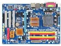 Gigabyte desktop motherboard LGA 775 P31 EP31-DS3L DDR2 GA-EP31-DS3L original usado motherboard