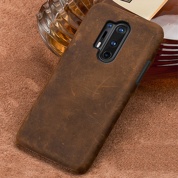 LANGSIDI Genuine PULL-UP Leather phone case for Oneplus 8 8pro 7 7T Pro 6 6T 5 5T ONE PLUS Fashion Back cover 2020 new wholesale