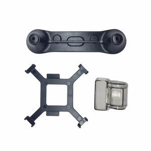 Image 5 - Dji 스파크 부품 짐벌 홀더 렌즈 커버 프로펠러 픽서 보호 브래킷 조이스틱 프로텍터 카메라 드론 액세서리 키트