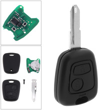 433MHz 2 Buttons Keyless Uncut Flip Remote Key Fob with PCF7961 Chip and NE73 Blade Suitable for Peugeot 206 / 306 / 405 keyyou car remote control key 2 buttons 433mhz for peugeot 207 307 car keyless fob pcf7961 chip hu83 blade