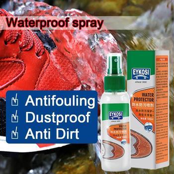 100ml uniwersalny do butów praktyczny płyn odporny na plamy niewidoczny bez tkaniny ochrona bezwonny wodoodporny Spray toksyczny U4R8 tanie i dobre opinie 1 pc QUY2969