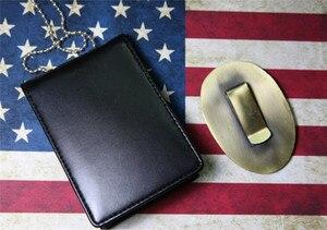 Image 2 - جديد 1 قطعة لا الشرطة SWAT ضابط شارات بطاقة ID بطاقات حامل 1:1 هدية تأثيري جمع هالوين شارة معدنية الدعامة هدية