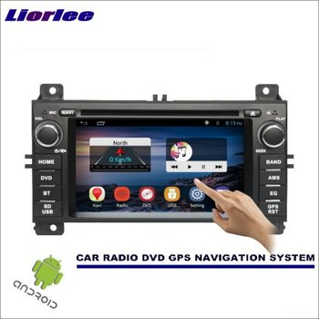 Liorlee For Jeep Grand Cherokee WK2 2011~2017 Car DVD Player GPS Navi Navigation Android Radio Stereo Audio Video Multimedia image