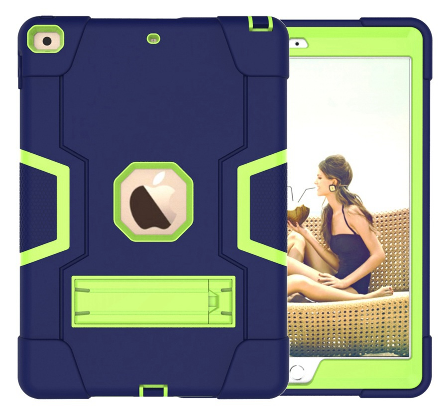 NO White Baby Safe Heavy Duty Silicone Case For Apple iPad 10 2 2020 iPad 7 8th Generation